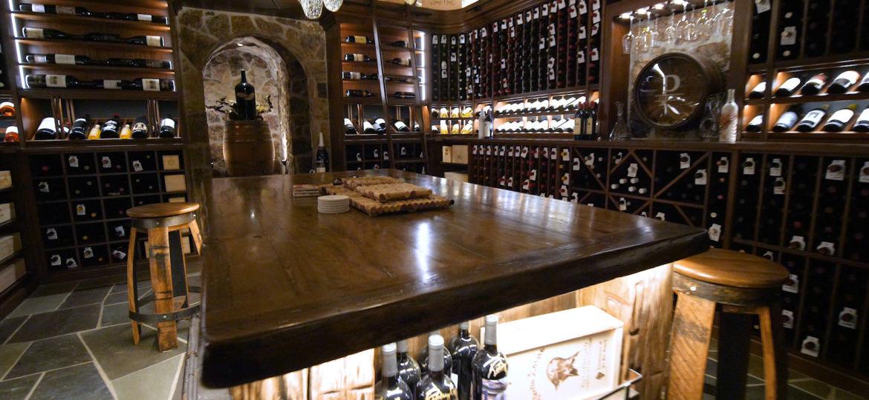 2 - LW Wine Cellar