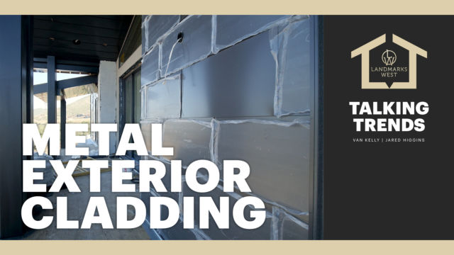 Metal Exterior Cladding
