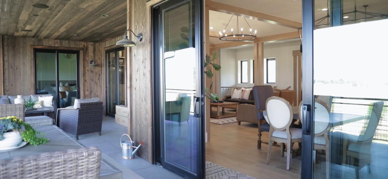 Bi-Fold Doors